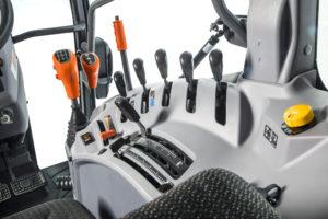 M5001 N – Cab – Control Panel 2